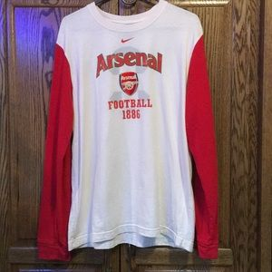 Arsenal Soccer Club long sleeve T-shirt